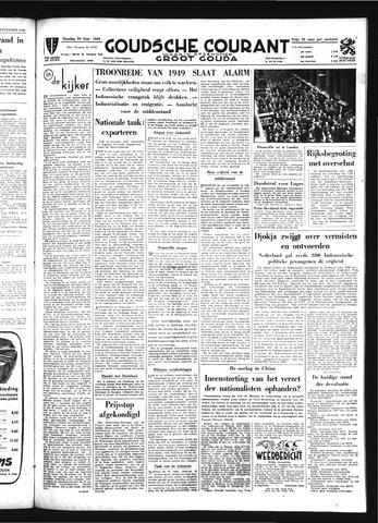 Goudsche Courant 1949-09-20