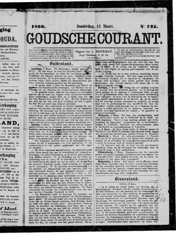 Goudsche Courant 1869-03-11