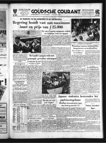 Goudsche Courant 1960-06-16