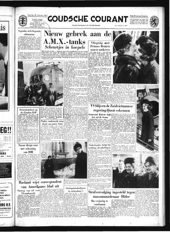 Goudsche Courant 1965-02-20