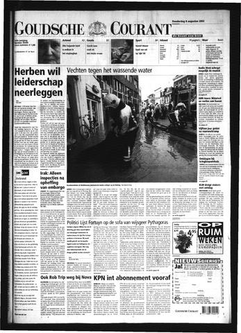 Goudsche Courant 2002-08-08