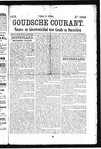 Goudsche Courant 1879-10-31