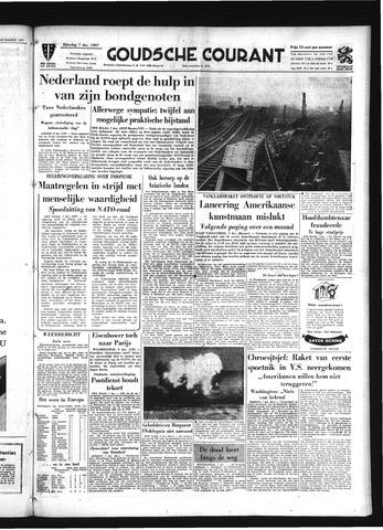 Goudsche Courant 1957-12-07