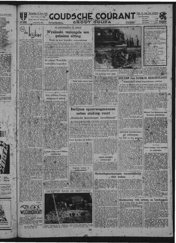 Goudsche Courant 1949-06-15