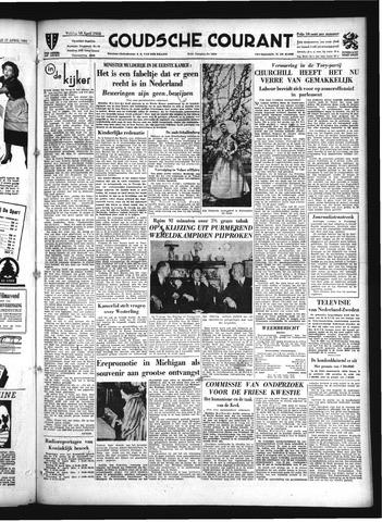 Goudsche Courant 1952-04-18