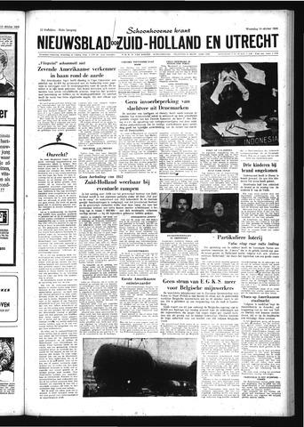 Schoonhovensche Courant 1959-10-14