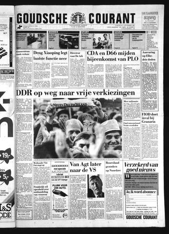 Goudsche Courant 1989-11-09