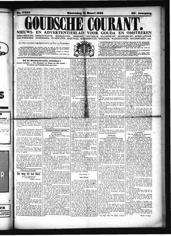Goudsche Courant 1930-03-12