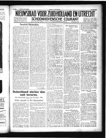 Schoonhovensche Courant 1941-01-31