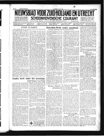Schoonhovensche Courant 1939-06-26