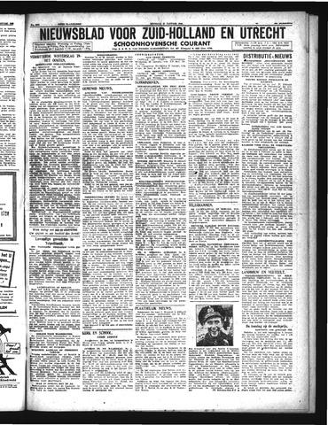Schoonhovensche Courant 1943-01-19