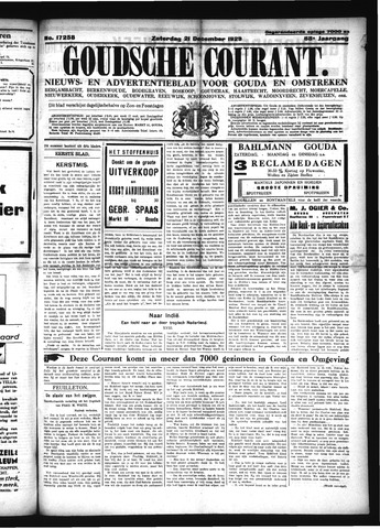 Goudsche Courant 1929-12-21