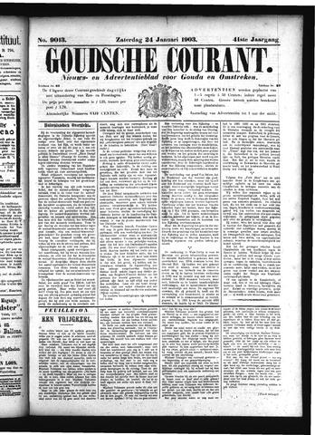 Goudsche Courant 1903-01-24