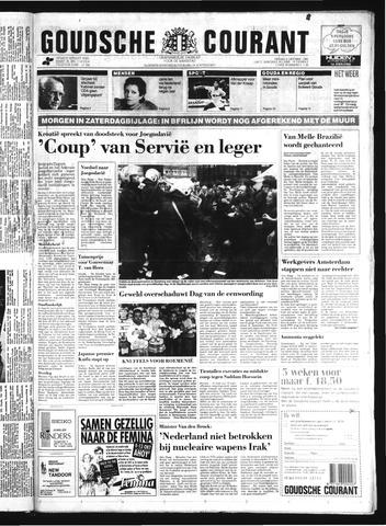 Goudsche Courant 1991-10-04