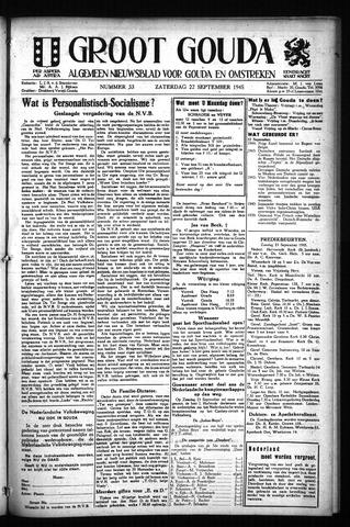 Groot Gouda 1945-09-22