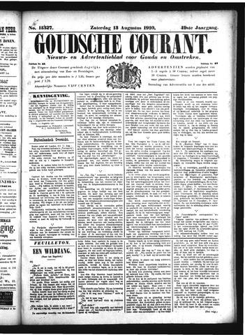 Goudsche Courant 1910-08-13