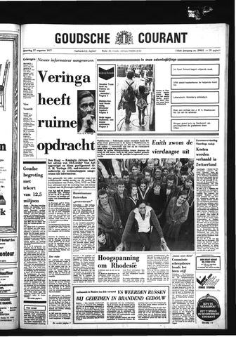 Goudsche Courant 1977-08-27
