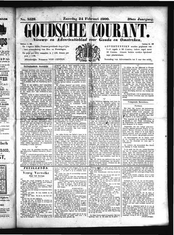 Goudsche Courant 1900-02-24