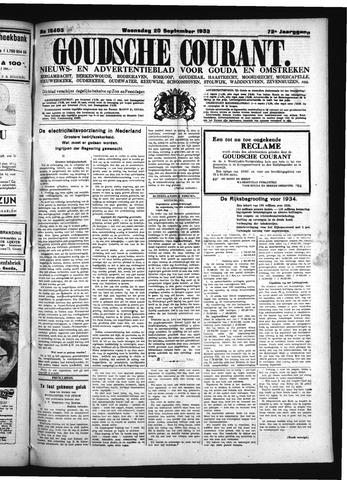 Goudsche Courant 1933-09-20