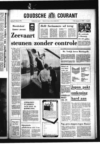 Goudsche Courant 1976-02-24