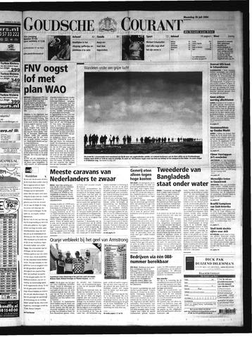Goudsche Courant 2004-07-26