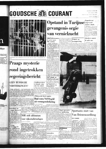 Goudsche Courant 1969-04-14