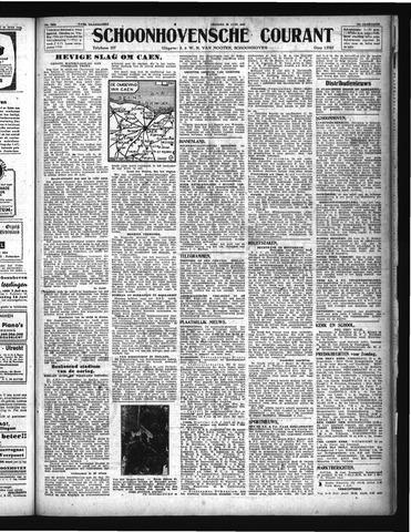 Schoonhovensche Courant 1944-06-30