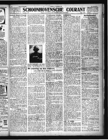 Schoonhovensche Courant 1944-08-11