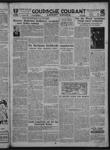 Goudsche Courant 1949-05-12