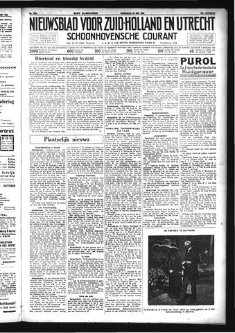 Schoonhovensche Courant 1934-05-23