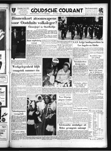 Goudsche Courant 1958-07-09