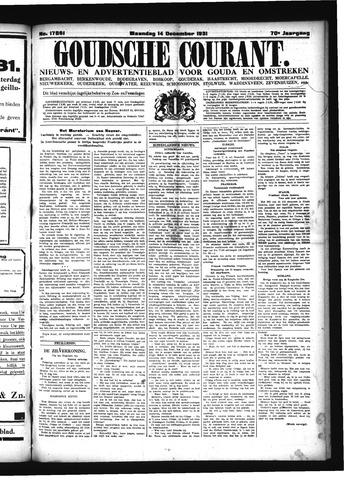 Goudsche Courant 1931-12-14