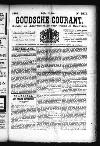 Goudsche Courant 1889-03-22