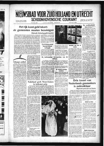 Schoonhovensche Courant 1958-04-11