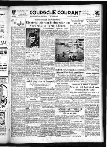 Goudsche Courant 1951-11-29