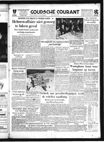 Goudsche Courant 1958-04-24