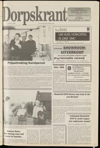 Dorpskrant 1990-01-17