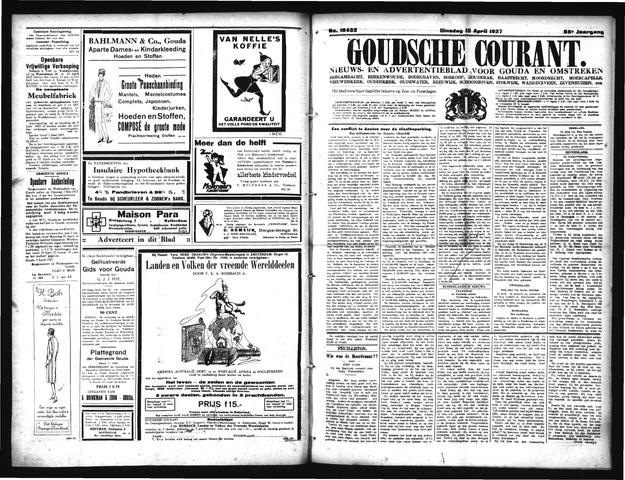 Goudsche Courant 1927-04-12