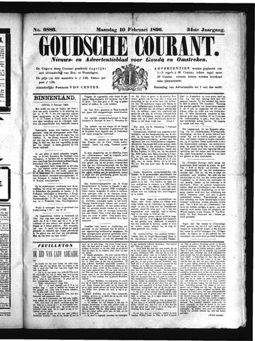 Goudsche Courant 1896-02-10