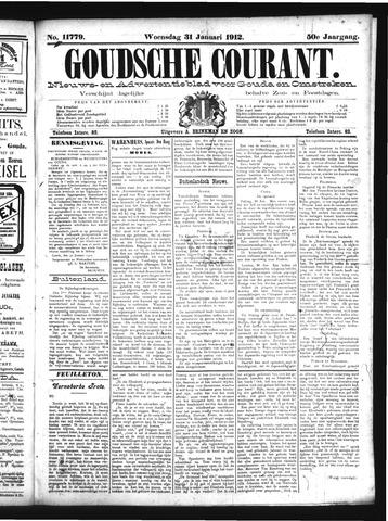 Goudsche Courant 1912-01-31