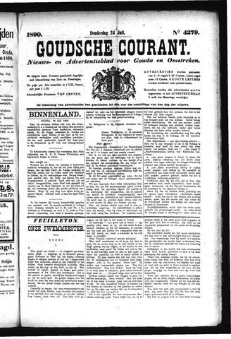 Goudsche Courant 1890-07-24