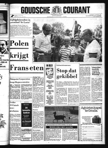 Goudsche Courant 1981-08-06