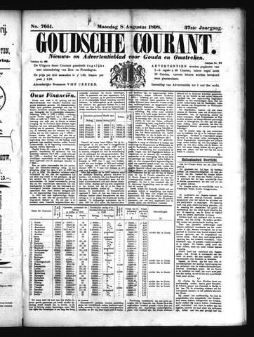 Goudsche Courant 1898-08-08