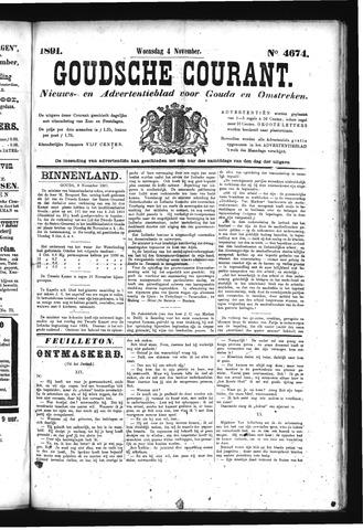 Goudsche Courant 1891-11-04