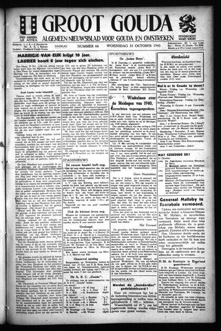Groot Gouda 1945-10-31