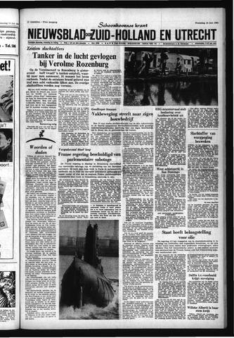 Schoonhovensche Courant 1965-06-16