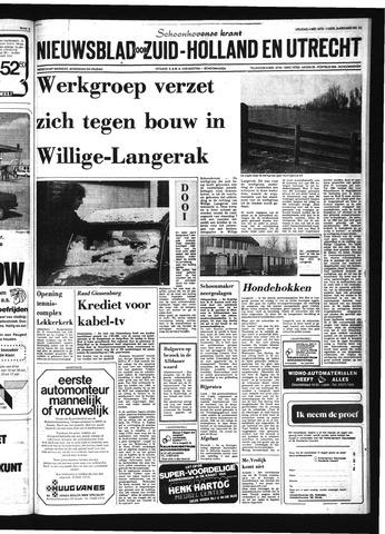 Schoonhovensche Courant 1979-05-04