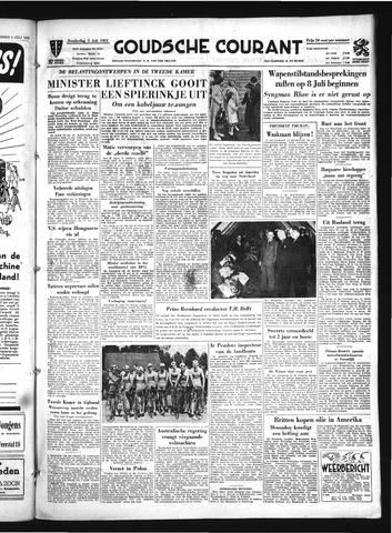 Goudsche Courant 1951-07-05