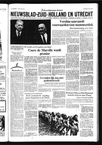 Schoonhovensche Courant 1968-07-10