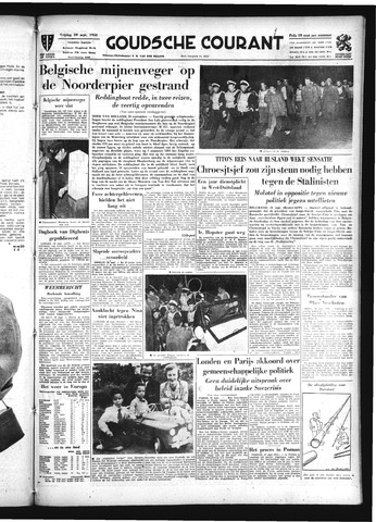 Goudsche Courant 1956-09-28